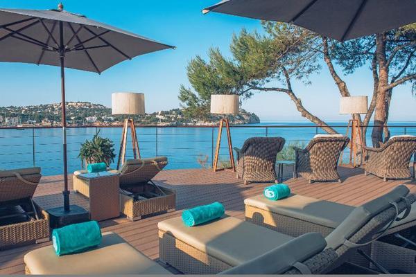 Terrasse - Iberostar Jardín Del Sol Suites 4* Majorque (palma) Baleares