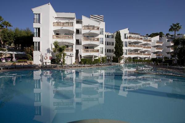 Facade - La Pergola 4* Majorque (palma) Baleares