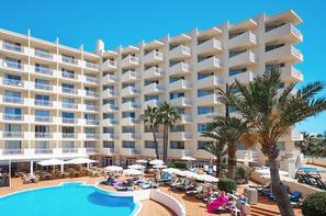 Baleares-Majorque (palma), Hôtel Seasun Siurell