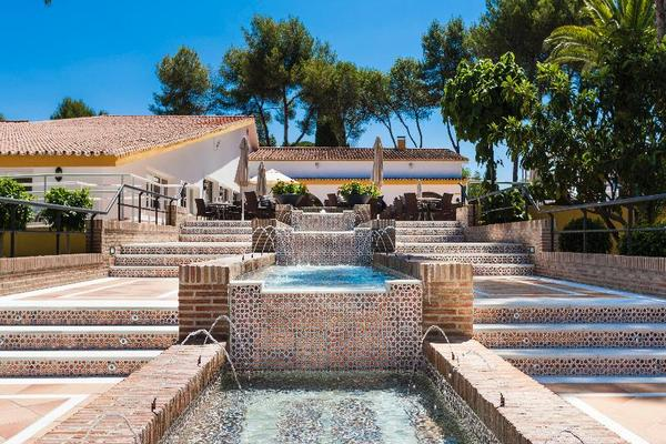 Facade - Globales Playa Estepona 4* Malaga Andalousie