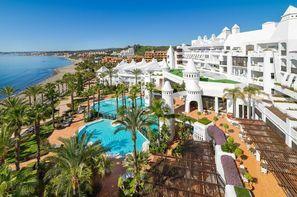 Espagne-Malaga, Hôtel H10 Estepona Palace