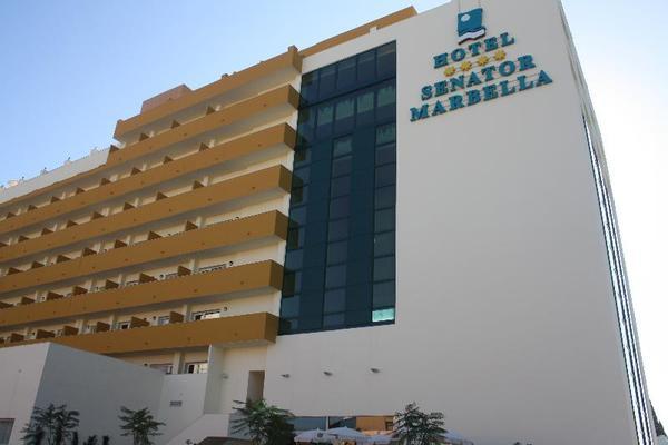 Facade - Senator Marbella 4* Malaga Andalousie