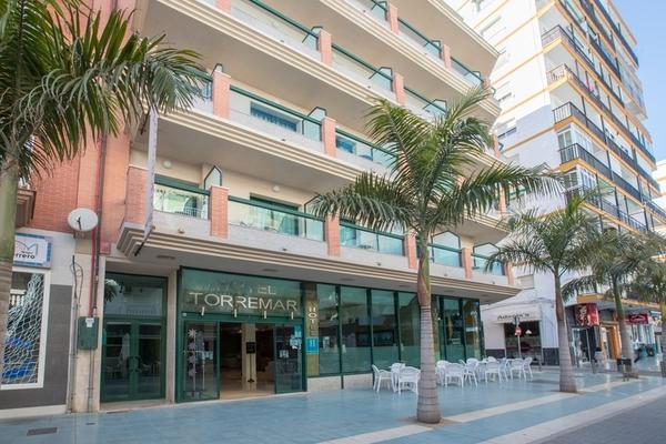 Facade - Torremar 4* Malaga Andalousie
