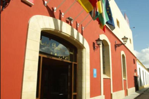 Facade - Bodega Real 4* Seville Espagne