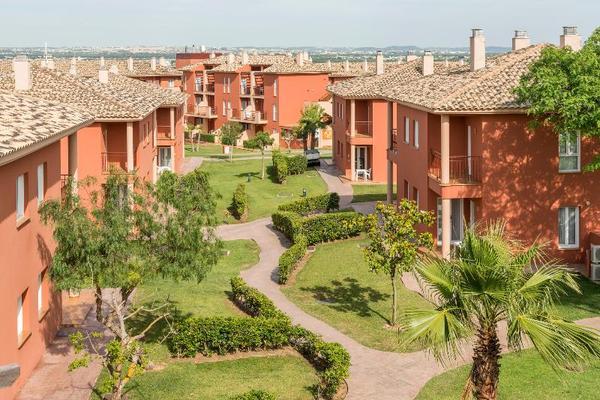 Facade - Ilunion Sancti Petri 4* Seville Espagne