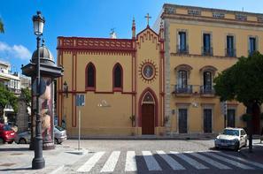 Espagne-Seville, Hôtel Itaca Jerez