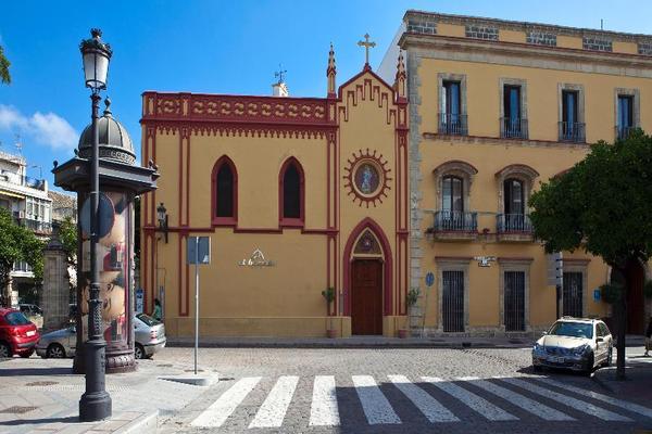 Facade - Itaca Jerez 4* Seville Espagne