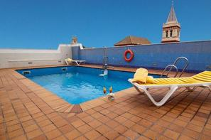 Espagne-Seville, Hôtel San Gil