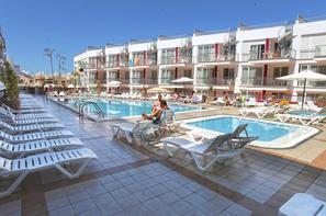 Canaries-Tenerife, Hôtel Arena Suites