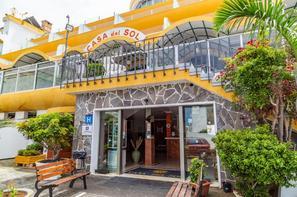 Canaries-Tenerife, Hôtel Casa Del Sol