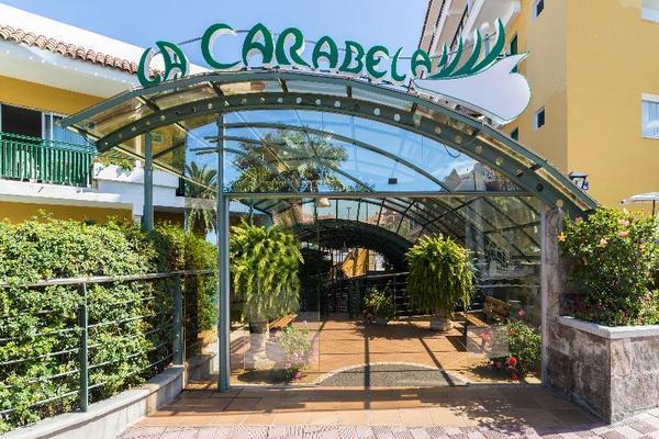 Facade - La Carabela 3* Tenerife Canaries