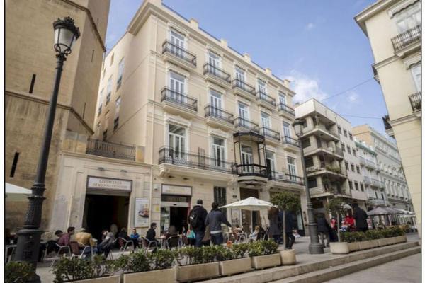 Facade - San Lorenzo Boutique Hotel 3* Valence Espagne