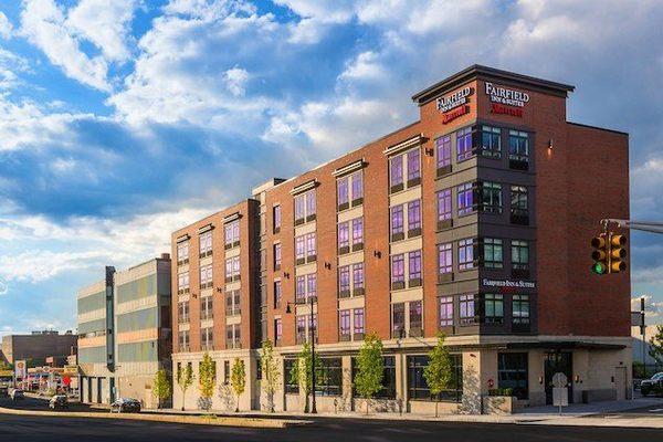 Autres - Fairfield Inn & Suites Boston Cambridge 3* Boston Etats-Unis