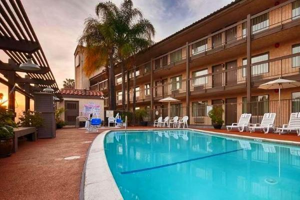 Autres - Best Western Plus Executive Inn 3* Los Angeles Etats-Unis