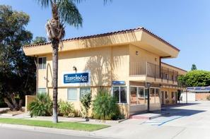 Etats-Unis-Los Angeles, Hôtel Travelodge Brea