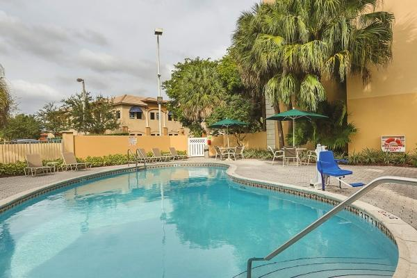 Autres - La Quinta Inn & Suites Miami Lakes 3* Miami Etats-Unis