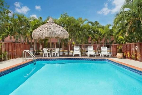 Autres - Super 8 Motel   Florida Cityhomestead 3*
