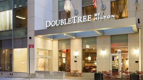 Doubletree Hotel Nyc Financial District 4*, New York