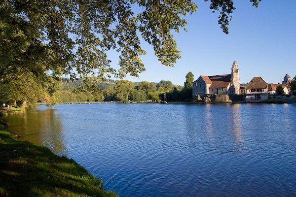 null - La Riviera Limousine Beaulieu-sur-Dordogne France Limousin
