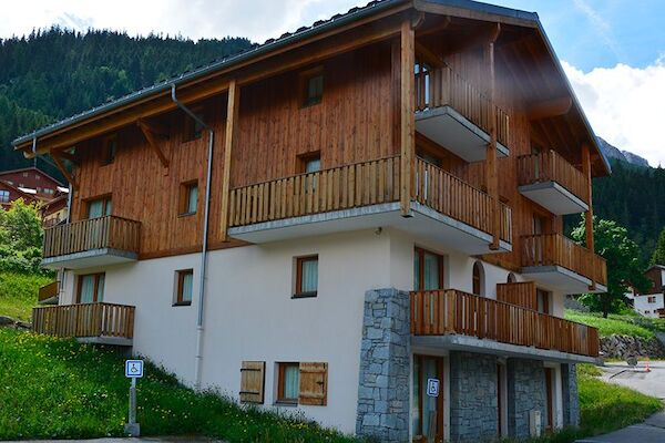 null - les Chalets de La Ramoure Aussois France Alpes