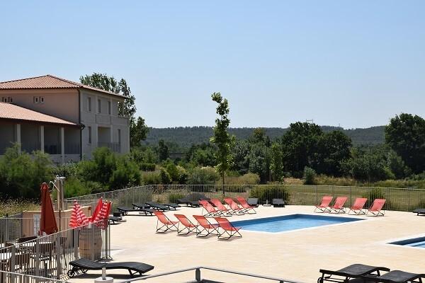 null - Fram Résidence Sélection Château de Jouarres (Parc du Haut Languedoc) 3* Azille France Languedoc-Roussillon