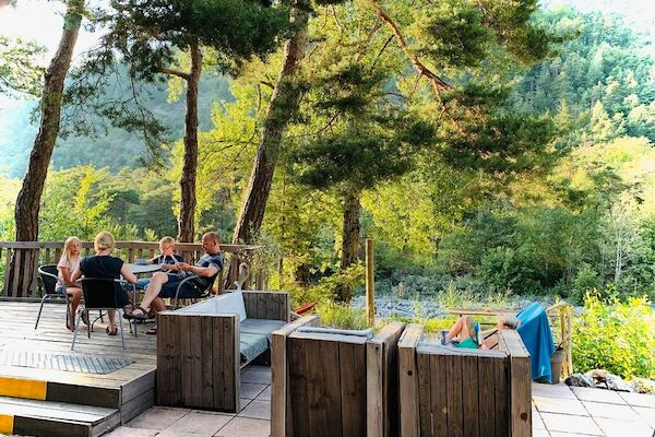 null - River Pra Loup France Alpes