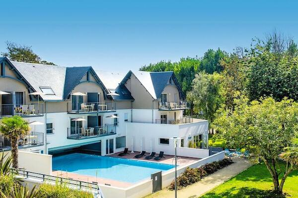 null - Les Jardins d'Arvor - Vacances Bleues Benodet France Bretagne