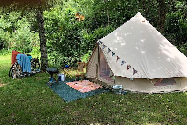 null - Moulin de Chaules - Camping Sites et Paysages Cransac-les-Thermes France Midi-Pyrénées