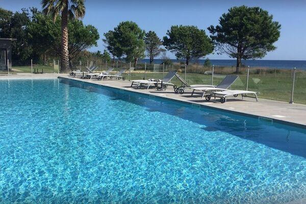 null - Casa E Natura Cervione France Corse