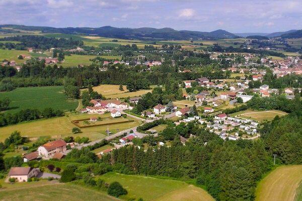 null - Au Clos de la Chaume - Camping Sites et Paysages Plainfaing France Alsace / Lorraine