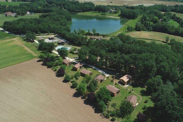 null - Les Chalets de Dordogne Bergerac France Cote Atlantique