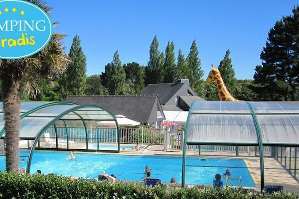 null - Les Capucines - Camping Paradis Perros Guirec France Bretagne