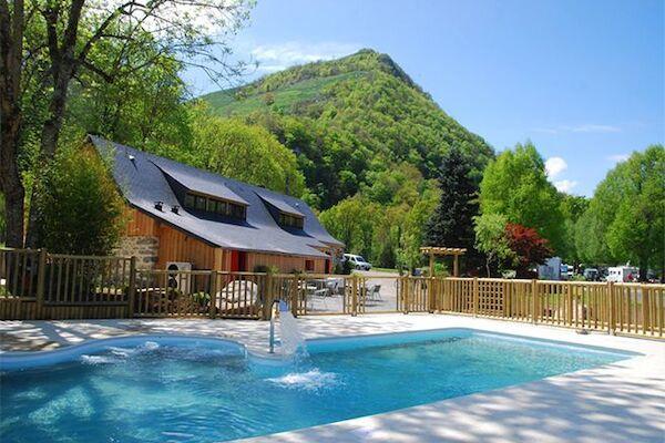 null - La Forêt - Camping Sites et Paysages Lourdes France Midi-Pyrénées