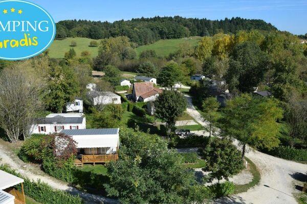 null - Les Etangs du Plessac - Camping Paradis Périgueux France Cote Atlantique
