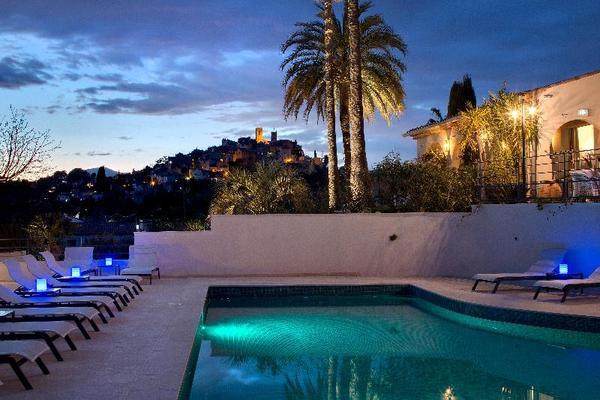 Facade - La Bastide De Biot 4* Nice France Provence-Cote d Azur