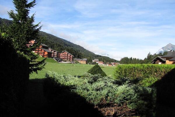 null - Les Essertins Saint Gervais Mont Blanc France Alpes