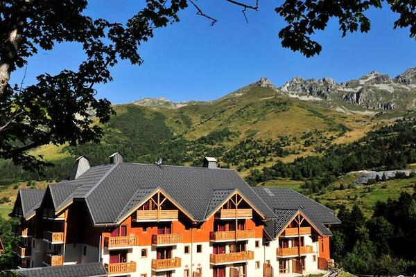 null - Goélia Le Rond Point des Pistes Aix Les Bains France Rhone-Alpes