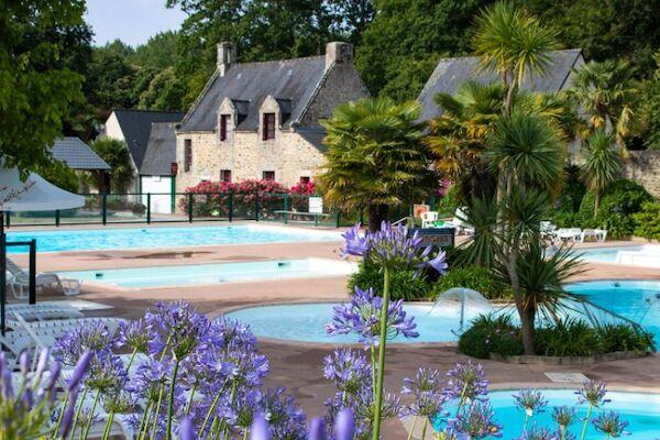 null - Château de Galinée Sables d'Or Les Pins France Bretagne