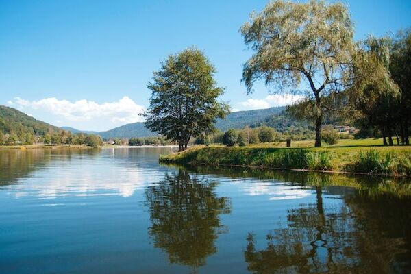 null - du Lac de Moselotte Bussang France Alsace / Lorraine