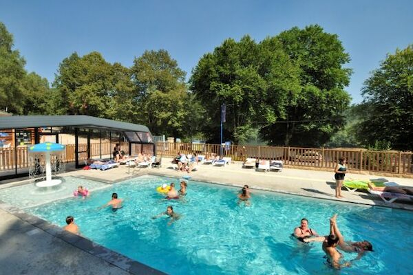 null - Flower Camping La Plage Beynat France Limousin