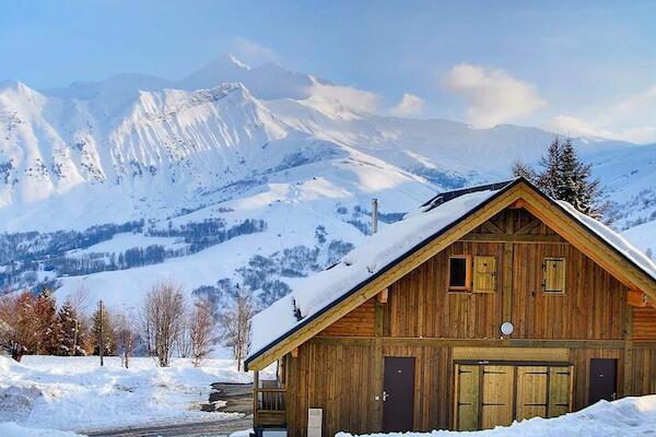 null - Les Chalets de la Fontaine du Roi La Toussuire France Alpes