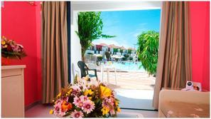 Grande Canarie-Maspalomas, Hôtel Vistaflor Apartments 3*
