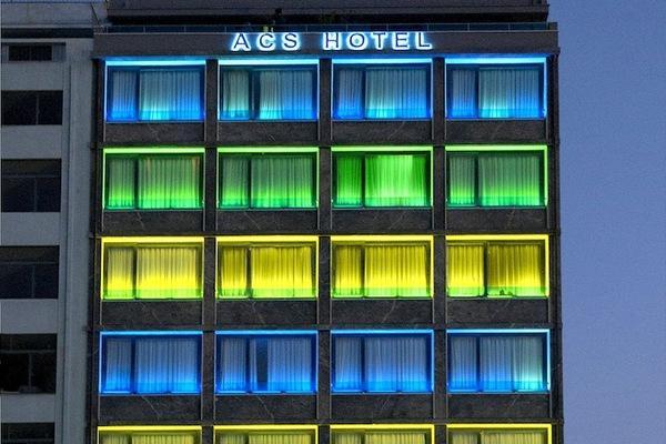 Facade - Athens Center Square 2* Athenes Grece