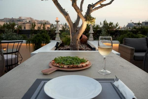 Restaurant - Athens Mansion Luxury Suites 4* Athenes Grece