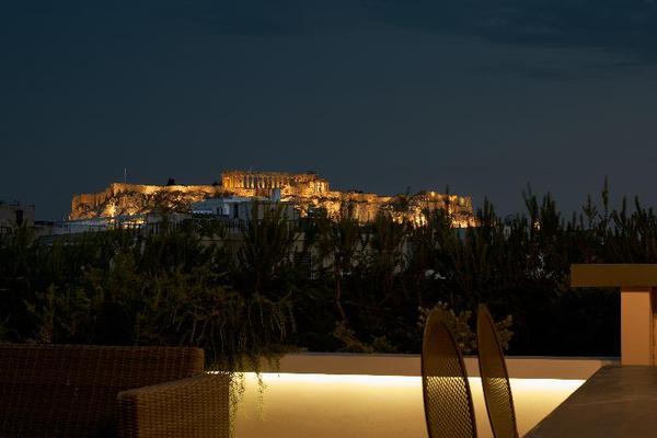 Facade - Athens Mansion Luxury Suites 4* Athenes Grece