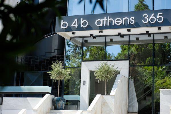 Facade - B4b Athens 365 Hotel 4* Athenes Grece