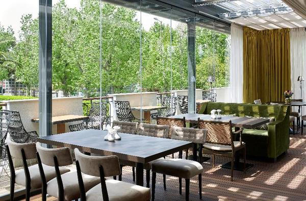 Restaurant - Domotel Kastri 4* Athenes Grece
