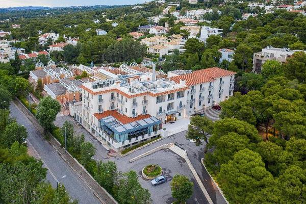 Facade - Domotel Kastri 4* Athenes Grece