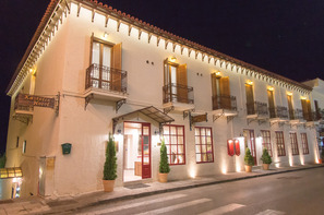 Grece-Athenes, Hôtel Kastalia Boutique Hotel