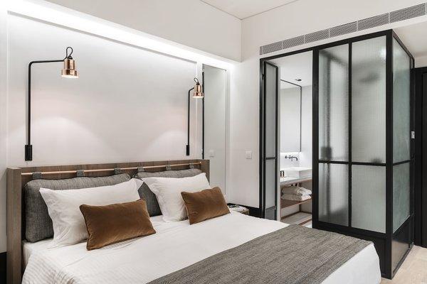 Facade - Niki Athens Hotel 3* Athenes Grece